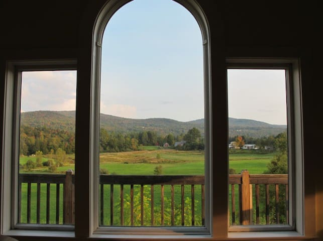 North Worcester Valley View apartment.