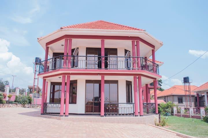 Jinja Marina Lakeview Apartment