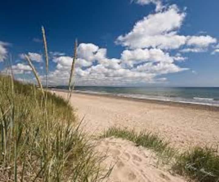 Beach side getaway Rosslare Strand