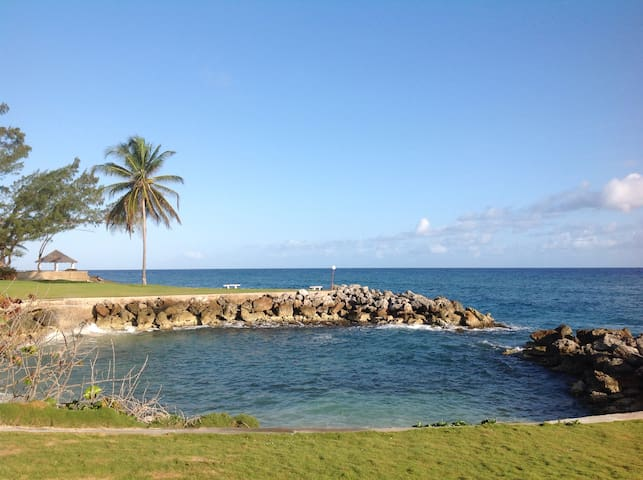 Cool and Relaxing 3 Bedroom Getaway, St. Mary - Tower Isle - Apartment