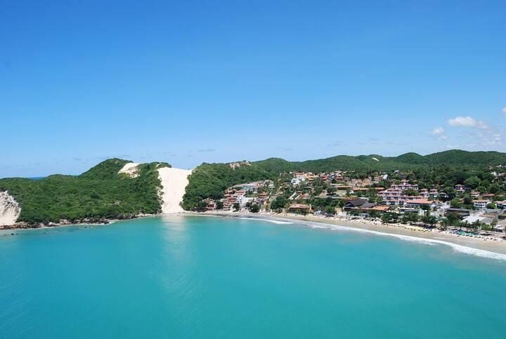 Flat na Praia de Ponta Negra Natal