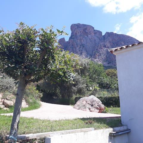 Maison T2 au pied du mont Gozzi