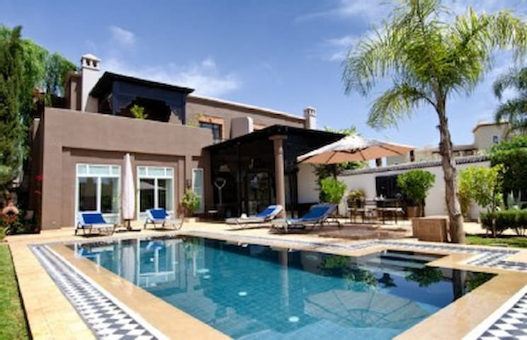 Maison sur le Samanah Country Club - Marrakesh - Hus
