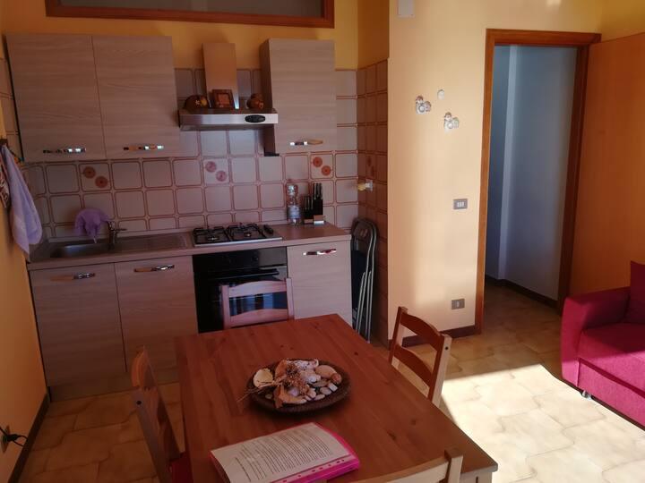 Appartamento panoramico a Letojanni / Taormina