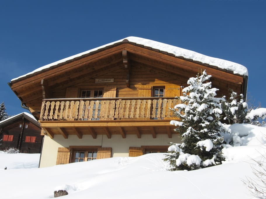 Chalet Tout Confort 4 Vall 233 Es Chalets For Rent In