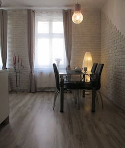 Comfortable apartment in a historical building - Poznań - Pis