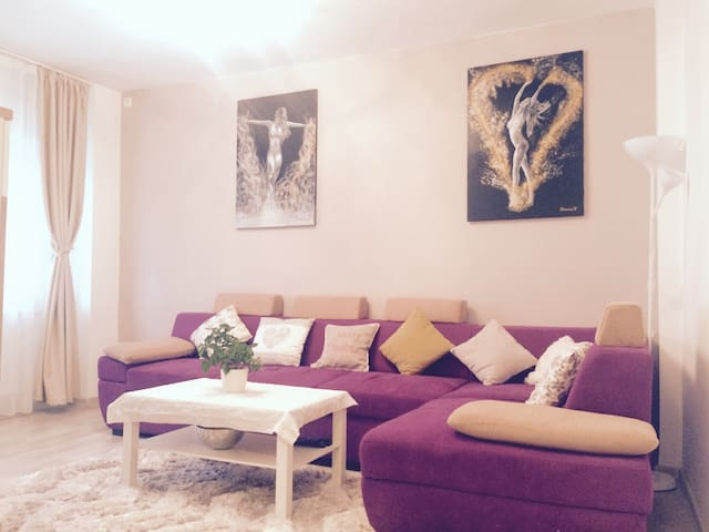 Cosy double room near city center - Timișoara - Apartemen