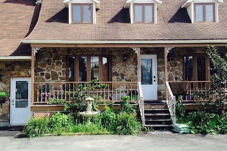 Canadian Home with WiFi (Excluding basement)