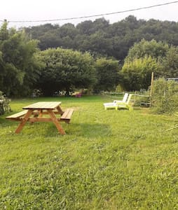 Appartement en pleine nature, jardin privatif