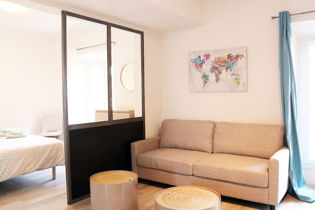 Wonderful apart tv wifi free parking appartamenti in - Salon saint jacques neuville saint remy ...