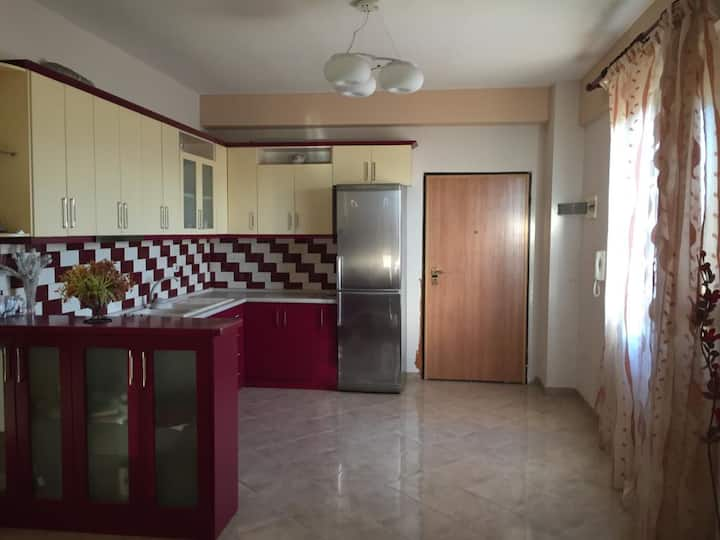 Spacious Apartment in Fier.