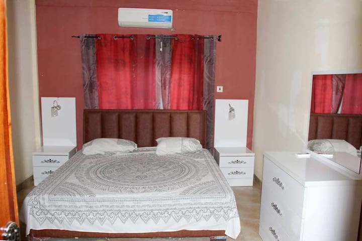 AFRIDOM SERVICED APPARTMENT