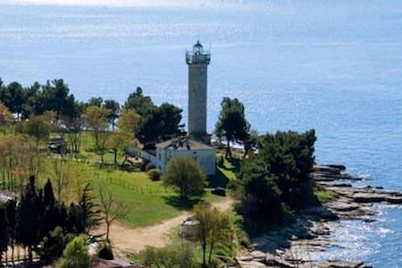 Lighthouse Savudrija - Bašanija