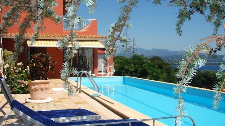 Très beau logement tout équipé - Vue panoramique