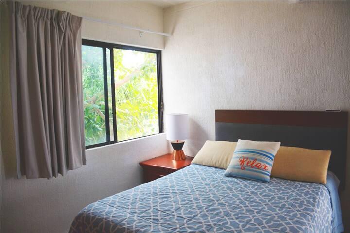 Habitación a 10 min de la Zona Hotelera