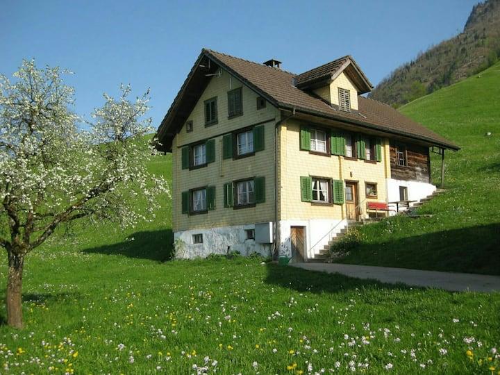 Ferienhaus Obereggenburg