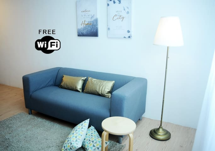 ❤️【Windy & Beach View】SEAVIEW HOLIDAY APARTMENT 7
