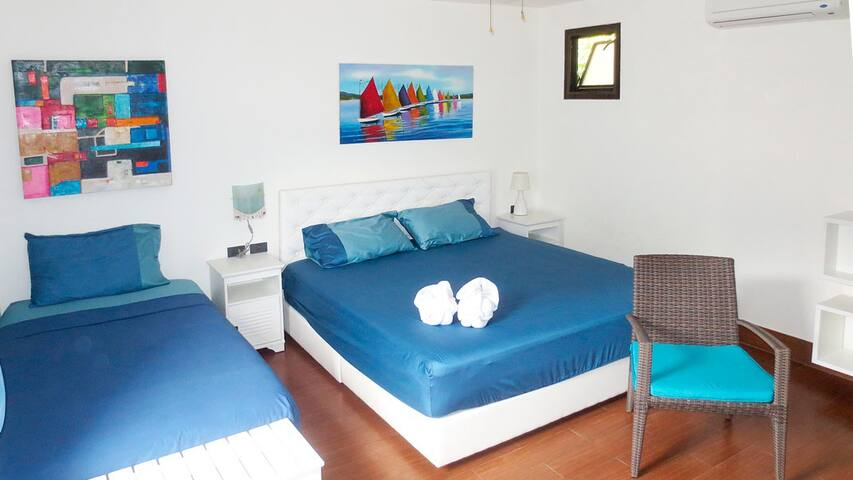 Apartment P, only 50 m to the beach - Phuket - Appartement