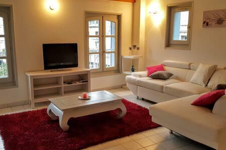 Appartement cosy au cœur de la Cité