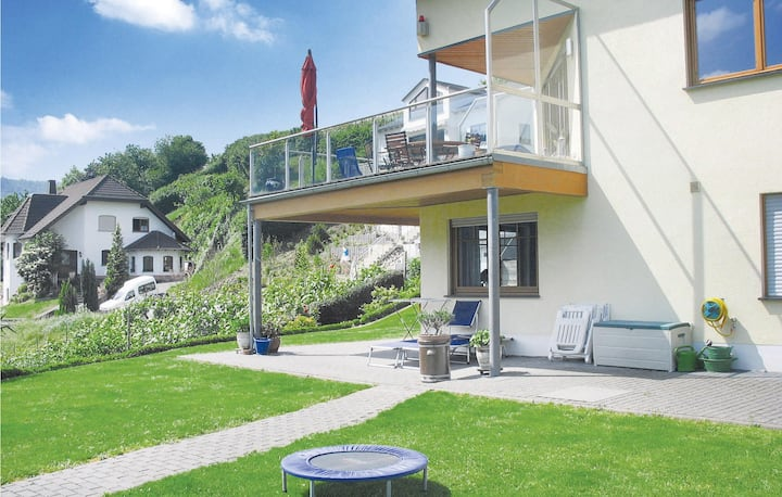 Nice home in Pölich with WiFi and 2 Bedrooms