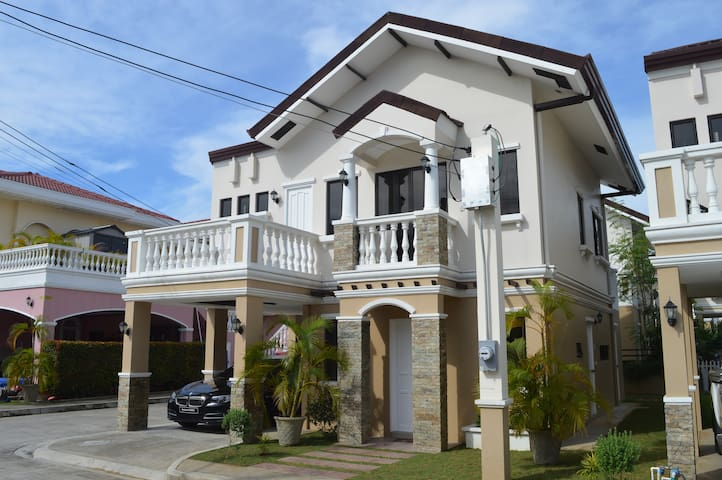 BEACHFRONT VACATION HOUSE - Cebu City - Rumah