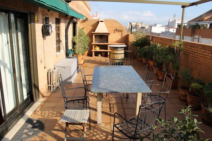 Ático en Ruzafa - València - House