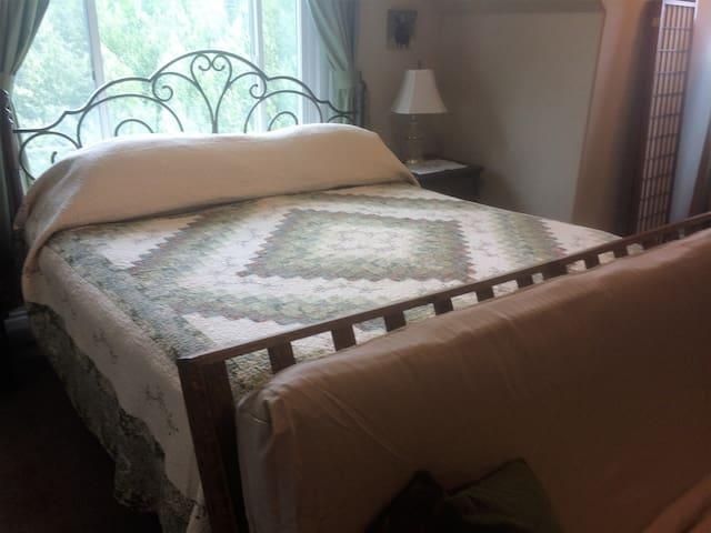 Nice, comfortable King Bed