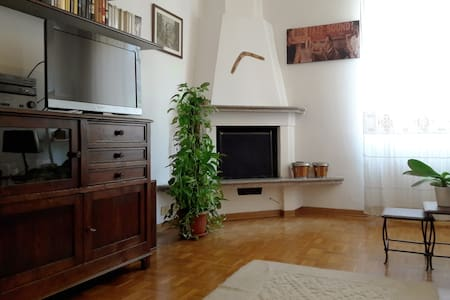 Elegant apartment on two floor with attic - Cusano Milanino - Квартира