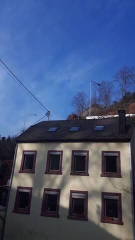 Casa Cornelius,  Haus, City 5 min, Nature 5 sec.