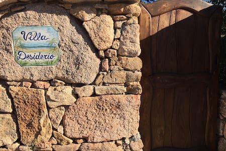 Villa Desiderio: Comfort e relax - Baja Sardinia