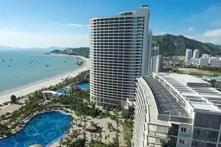 巽寮湾海公园一线海滩 山海房 送水母馆票两张+巽秀音乐节门票两张 - Apartment