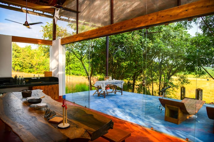 Seclude Falling Cashews, Goa -Luxury Private Villa