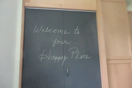 Have you found YOUR Happy Space yet?