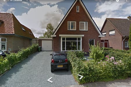 New build family house 4-5 persons - Oostzaan - House