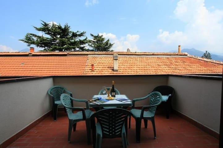 Acquaseria Cipresso 19, ACQUASERIA, Italy - Santa Maria Rezzonico - Appartement