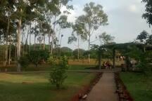 Parque ecológico da Vila Prudente