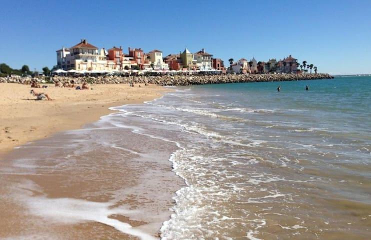 Apartamento playa en Puerto Sherry, Cádiz