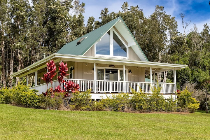 Charming Country Home Pa Hau'oli Hale