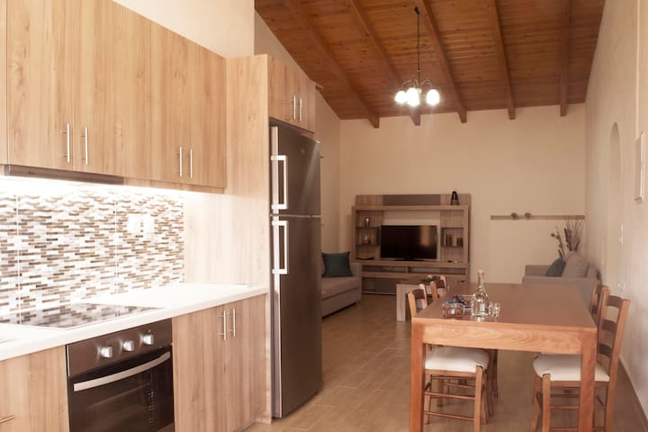 Pleasant and spacious apartment - Chania - Inny