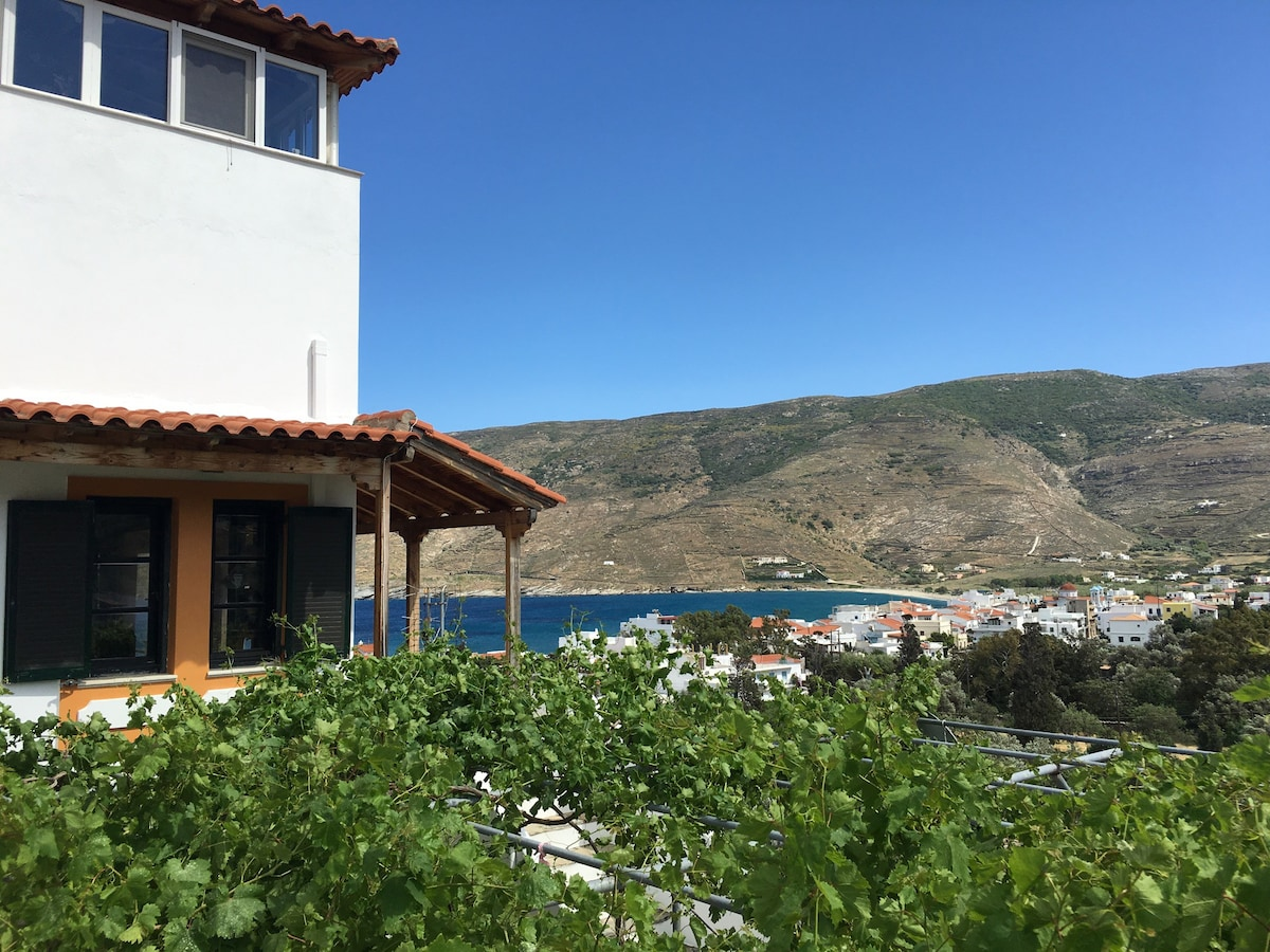 The Top 20 Ormos Korthiou Holiday Home Rentals   Airbnb, Greece