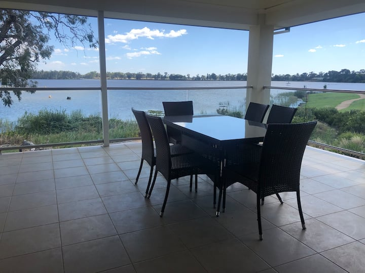 Lakeside House on Nagambie Lakes Luxury from$120pp