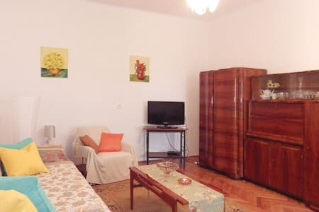 Bedrooms Cottage in  #1 - Liznjan