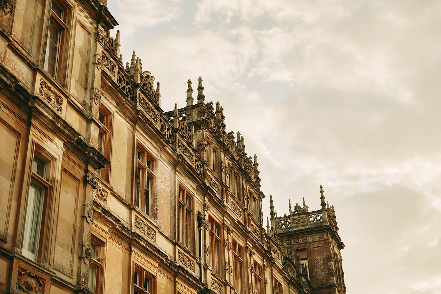 Immerse yourself in the rich history and heritage of Highclere Castle