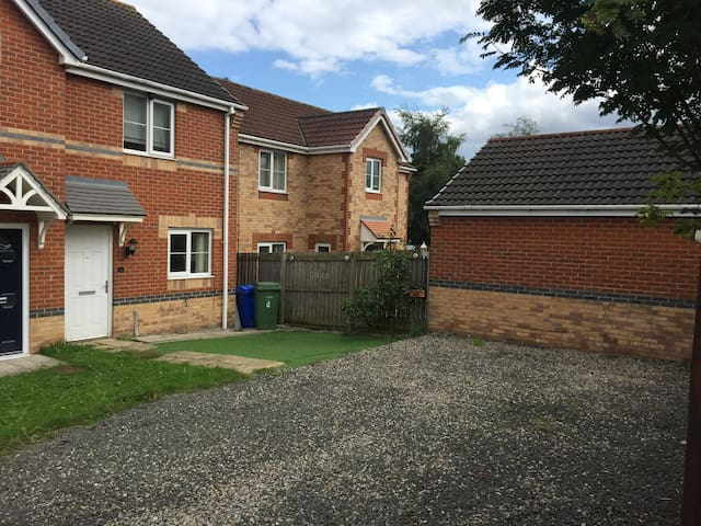 Entire House  in Blyth Northumberland 2 Bedroom