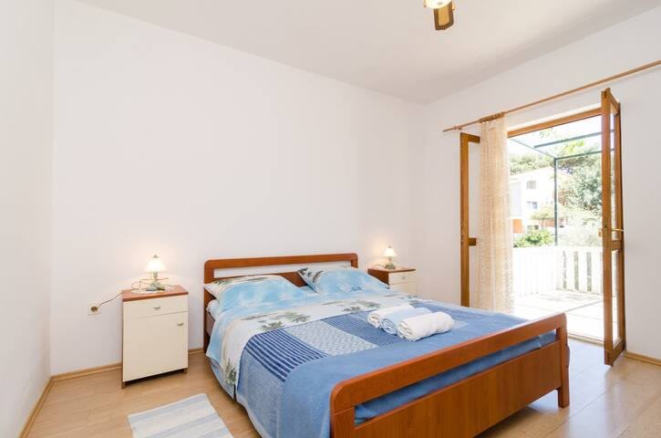 Double room with terrace - S1