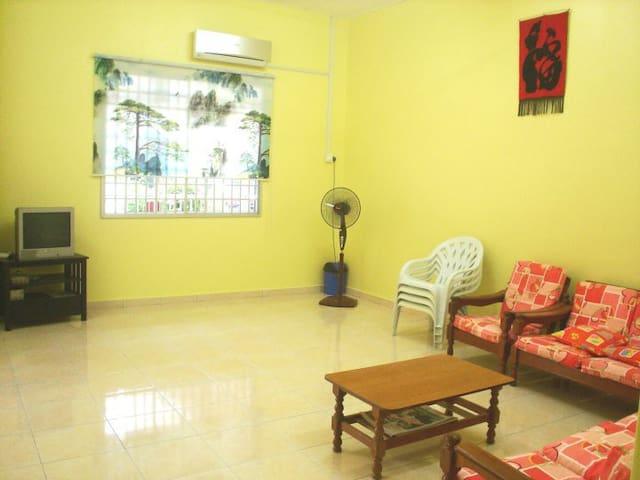 Pangkor Beach Homestay 2 Bedrooms Lim - Pulau Pangkor - Дом