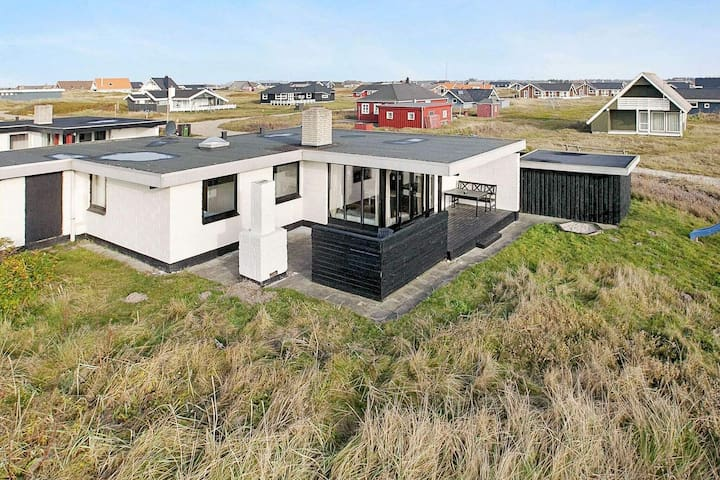 Modern Holiday Home in Harboøre near Sea