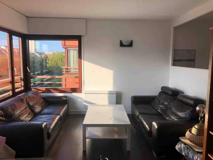 Appartement bien agence proche gare la Verriere