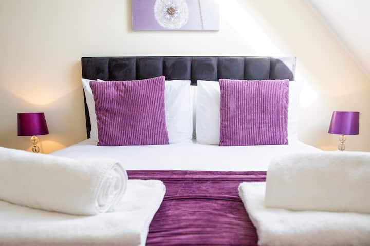 Velvet 2-bed apartment Clockhouse, Hoddesdon