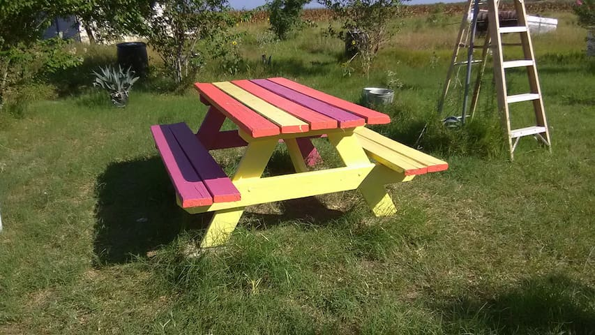 This Picnic Table
